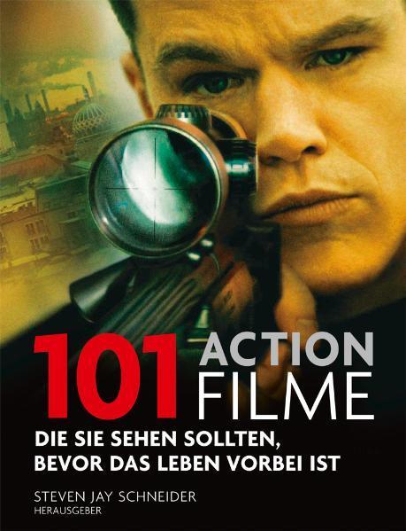101 Actionfilme - Coverbild