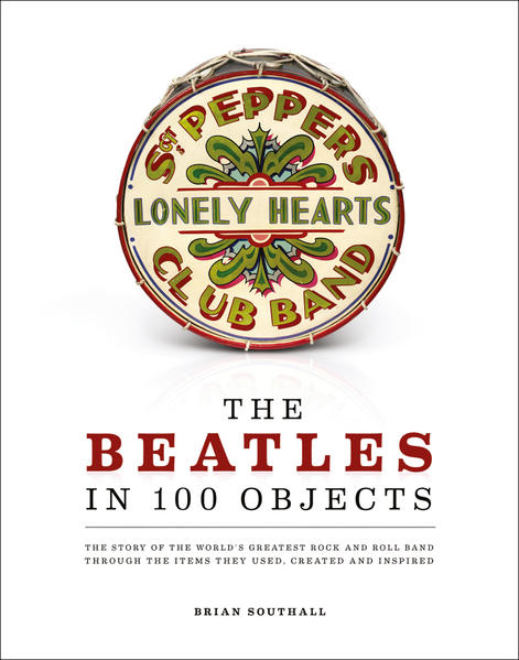 The Beatles in 100 Objects - Coverbild