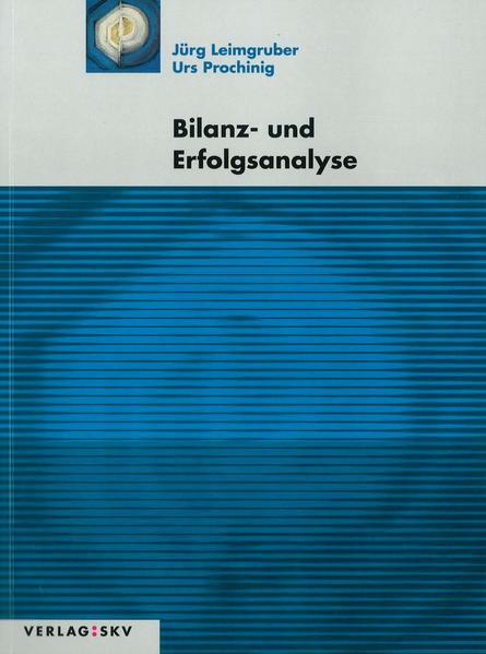 Bilanz- und Erfolgsanalyse - Coverbild