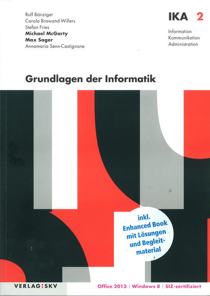 IKA 2: Grundlagen der Informatik - Coverbild