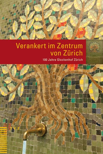 Verankert im Zentrum von Zürich - Coverbild
