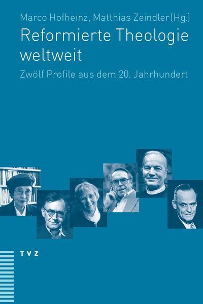 Reformierte Theologie weltweit - Coverbild