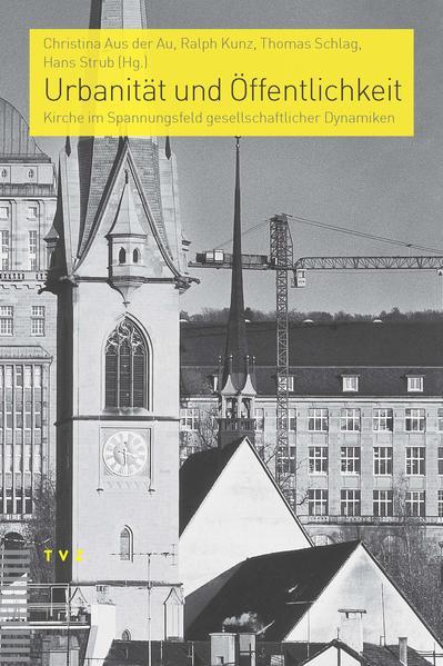 Urbanität und Öffentlichkeit - Coverbild