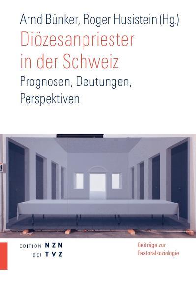 Diözesanpriester in der Schweiz - Coverbild