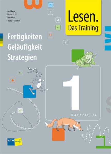 Lesen. Das Training 1 (Unterstufe) - Coverbild