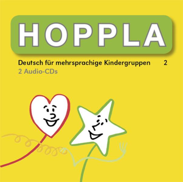 HOPPLA 2 - Coverbild