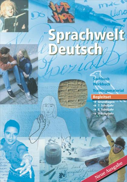 Sprachwelt Deutsch - Coverbild