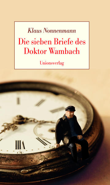 Die sieben Briefe des Doktor Wambach - Coverbild