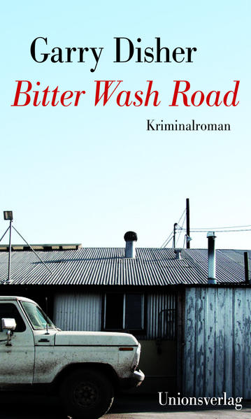 Bitter Wash Road - Coverbild