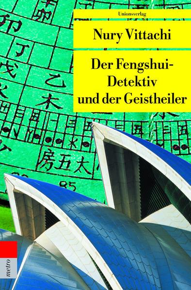 Der Fengshui-Detektiv und der Geistheiler - Coverbild