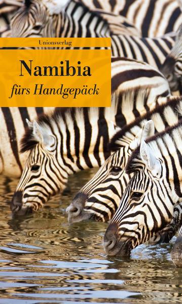 Namibia fürs Handgepäck - Coverbild