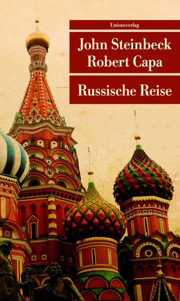 Russische Reise - Coverbild