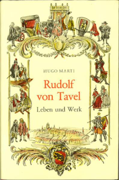 Rudolf von Tavel - Coverbild