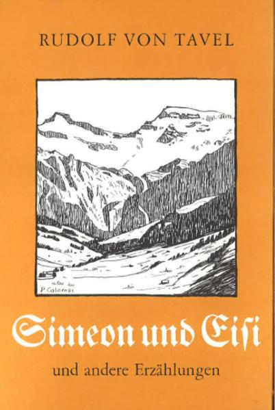 Simeon und Eisi - Coverbild