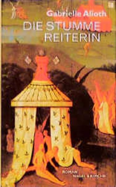 Die stumme Reiterin - Coverbild