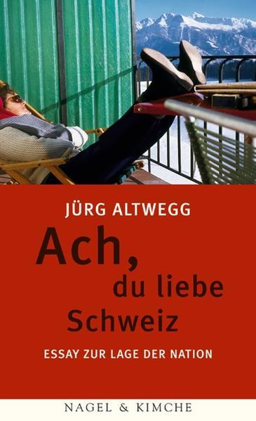 Ach, du liebe Schweiz - Coverbild