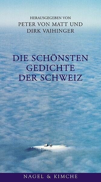 Die schönsten Gedichte der Schweiz - Coverbild