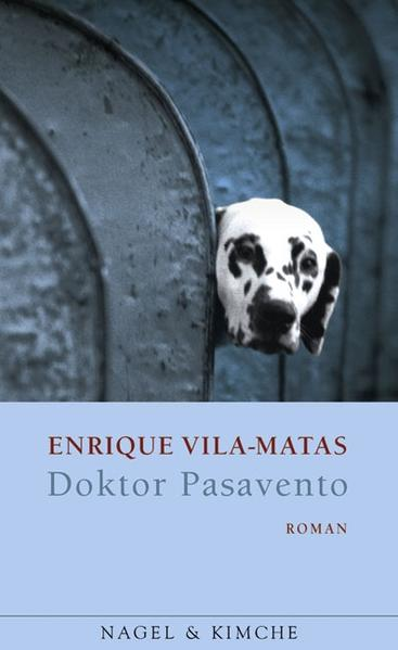 Doktor Pasavento - Coverbild