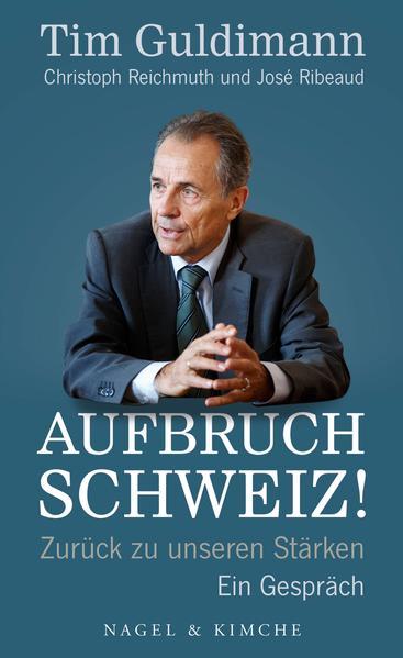Aufbruch Schweiz! - Coverbild