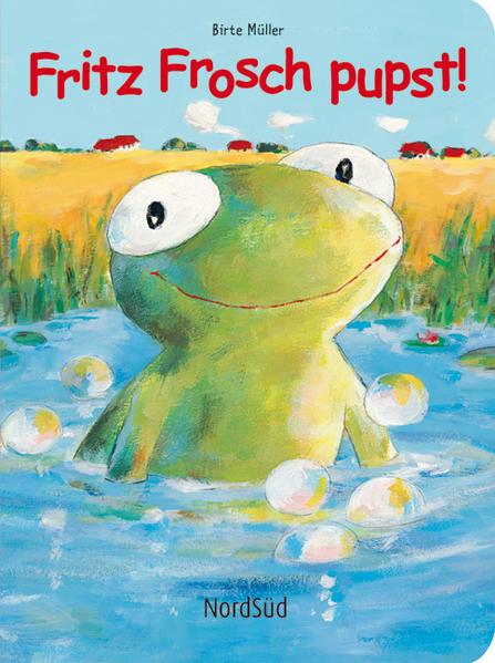 Fritz Frosch pubst! - Coverbild