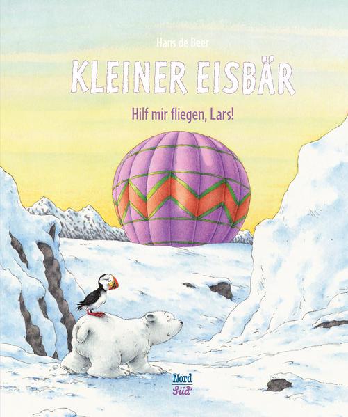 Kleiner Eisbär - Hilf mir fliegen, Lars! - Coverbild