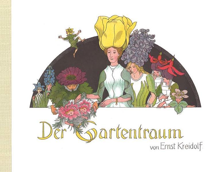 Der Gartentraum - Coverbild