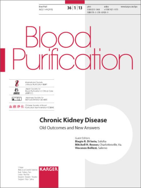 Chronic Kidney Disease - Coverbild