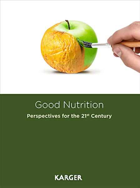 Good Nutrition: Perspectives for the 21st Century - Coverbild
