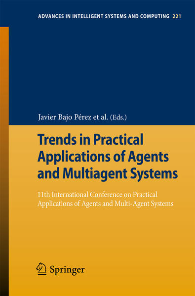 Trends in Practical Applications of Agents and Multiagent Systems - Coverbild