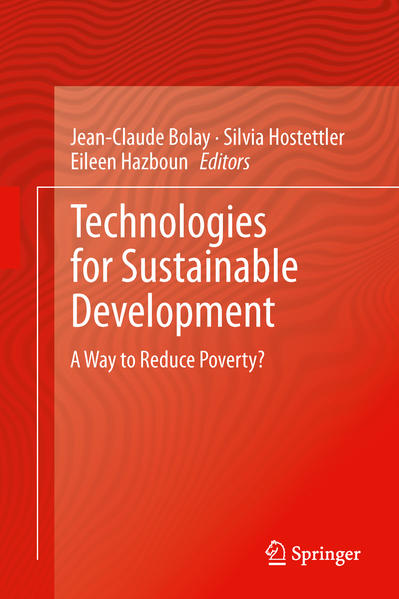 Technologies for Sustainable Development - Coverbild