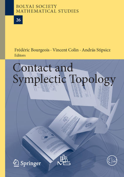 Contact and Symplectic Topology - Coverbild