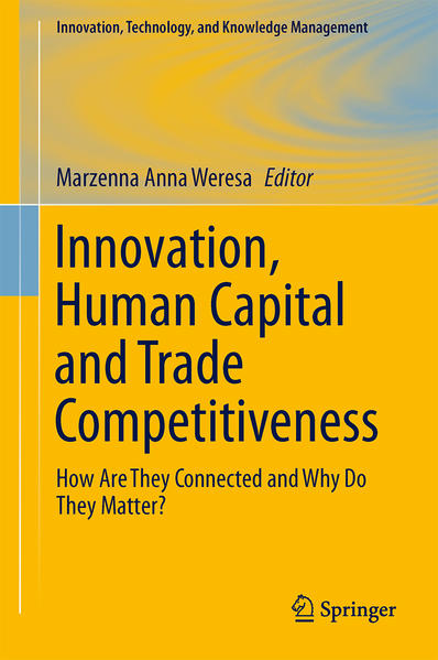 Innovation, Human Capital and Trade Competitiveness - Coverbild