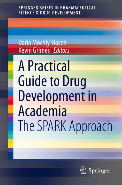 A Practical Guide to Drug Development in Academia - Coverbild