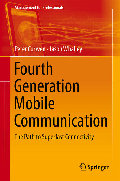 Fourth Generation Mobile Communication - Coverbild