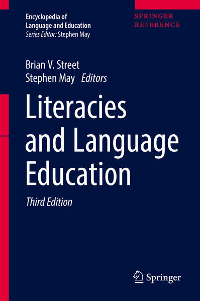 Literacies and Language Education - Coverbild