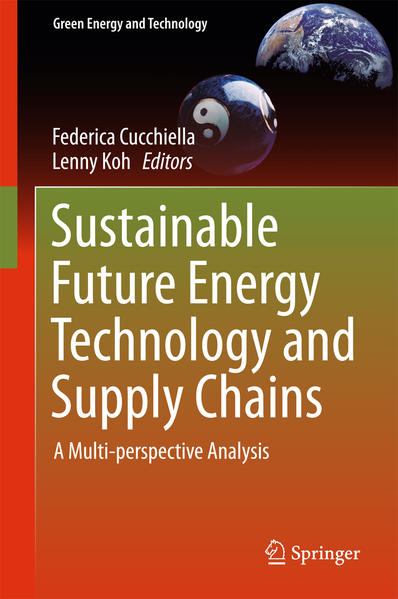 Sustainable Future Energy Technology and Supply Chains - Coverbild