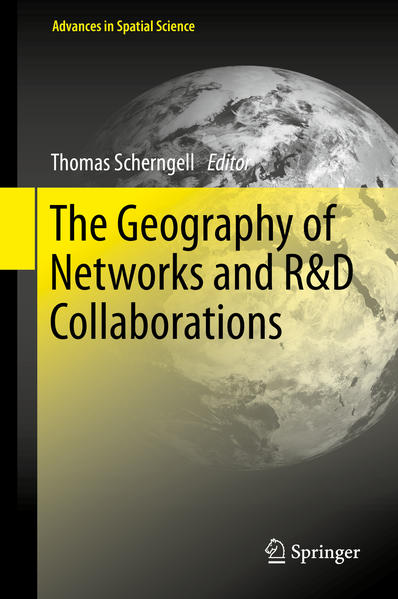 The Geography of Networks and R&D Collaborations - Coverbild