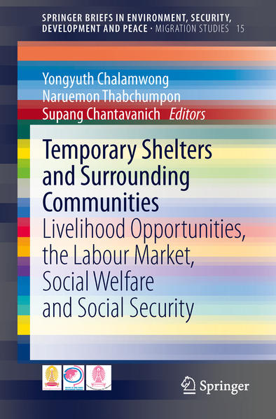 Temporary Shelters and Surrounding Communities - Coverbild