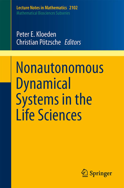 Nonautonomous Dynamical Systems in the Life Sciences - Coverbild