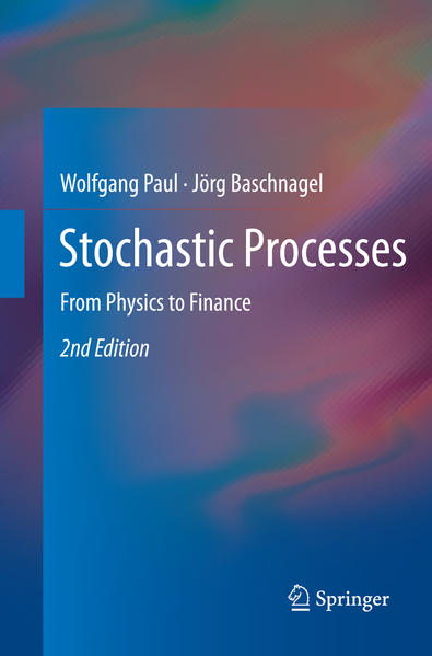 Stochastic Processes - Coverbild