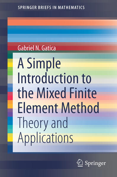 A Simple Introduction to the Mixed Finite Element Method - Coverbild