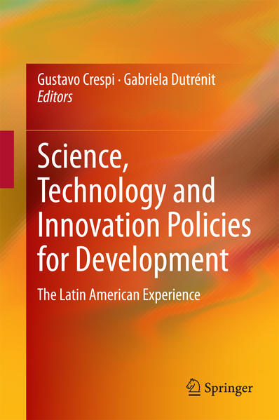 Science, Technology and Innovation Policies for Development - Coverbild