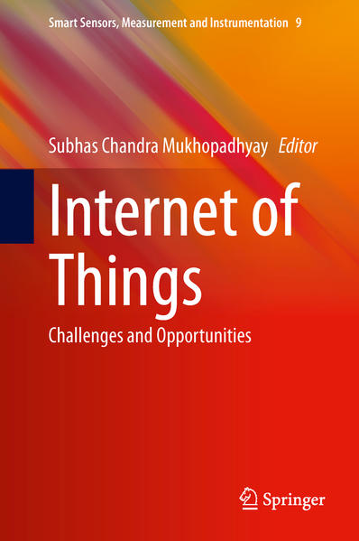 Internet of Things - Coverbild