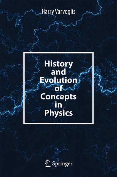 History and Evolution of Concepts in Physics - Coverbild