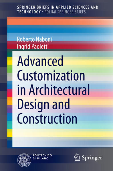 Advanced Customization in Architectural Design and Construction - Coverbild