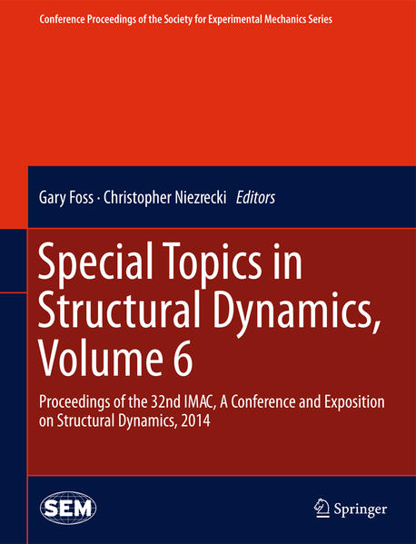 Special Topics in Structural Dynamics, Volume 6 - Coverbild