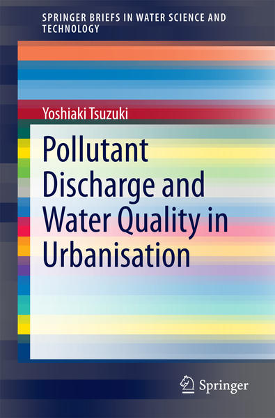Pollutant Discharge and Water Quality in Urbanisation - Coverbild
