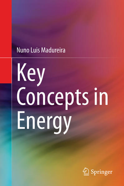 Key Concepts in Energy - Coverbild