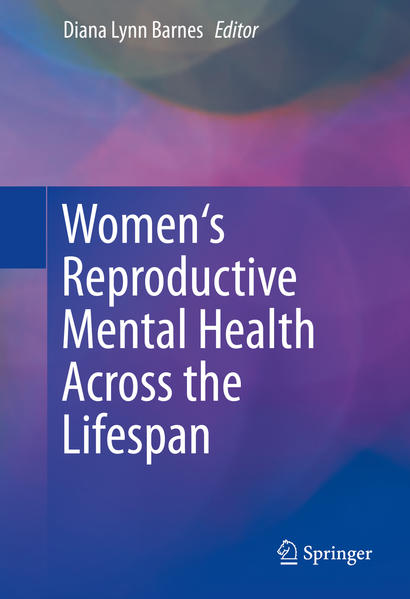 Women's Reproductive Mental Health Across the Lifespan - Coverbild