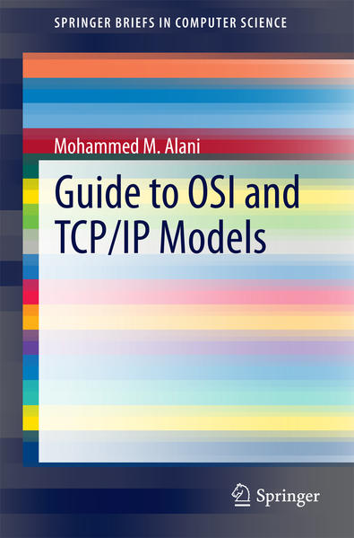 Guide to OSI and TCP/IP Models - Coverbild